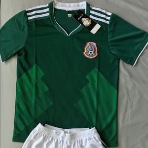 Other - NEW MEXICO NATIONAL TEAM KIDS SIZE SOCCER JERSEY